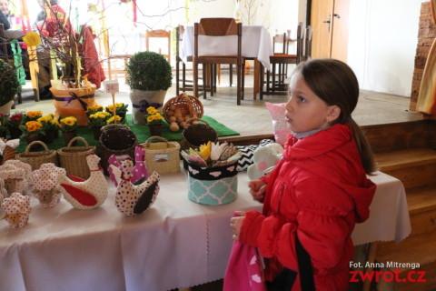 Wielkanocna wystawa w Gródku