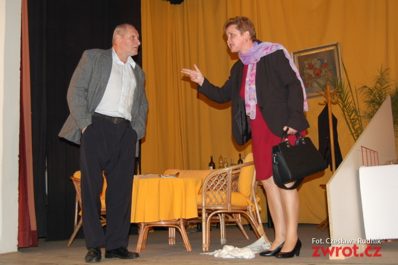 Inicjatywy PZKO: Teatr w Ligotce
