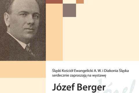 Wystawa poświęcona Józefowi Bergerowi