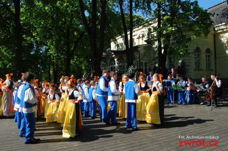 Trwają przygotowania do XXI Maja nad Olzą
