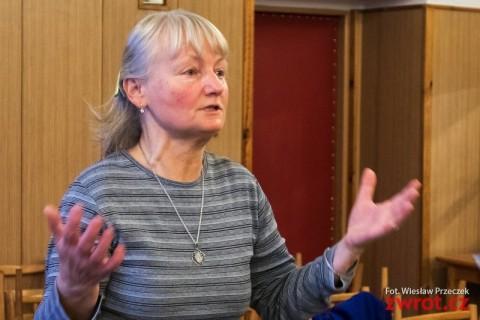 Inicjatywy PZKO: Krystyna Mruzek