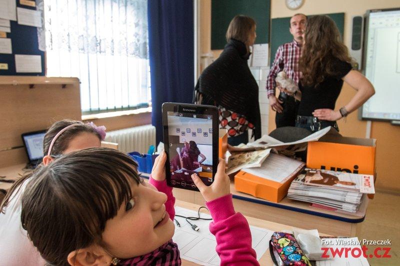 Młodzi dziennikarze z Wędryni i Lutyni