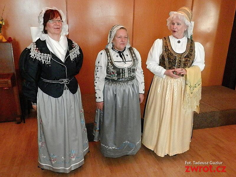 O starobogumińskim stroju ludowym
