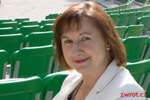 Barbara Mračna laureatką Srebrnych Spinek
