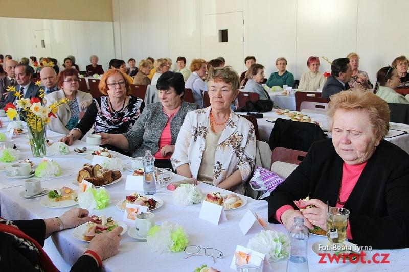 Spotkanie nauczycieli emerytów