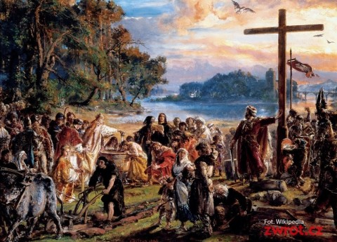 Hymn na obchody 1050-lecia Chrztu Polski