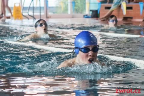 Pływackie mistrzostwa podstawówek w obiektywie
