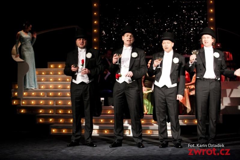Czeskocieszyńscy aktorzy zaśpiewają w Cieszynie szlagiery międzywojenne