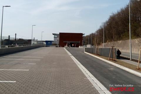 parking dworzec