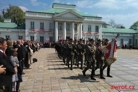 Dzień Flagi w Warszawie