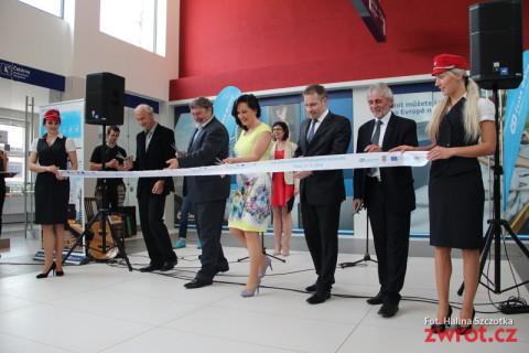 Na otwarciu zaśpiewał Albert Černý