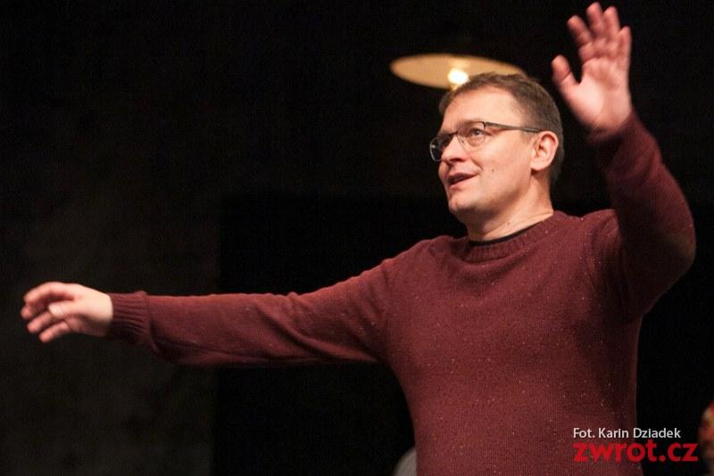 Słupczyński: Aktorzy nie są pępkiem świata