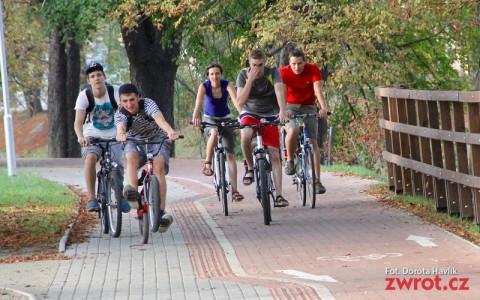 Więcej ścieżek dla rowerzystów