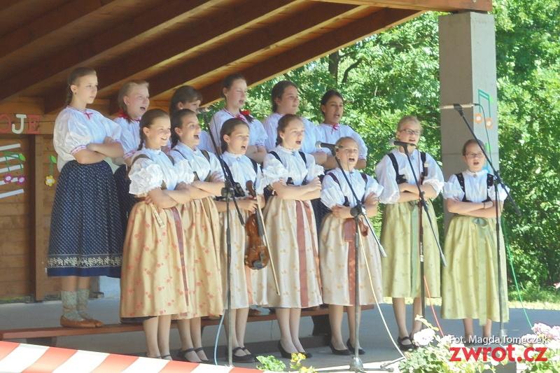 Przebojowy festyn w Gnojniku