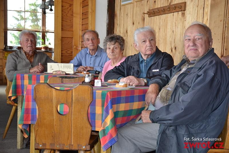 Seniorzy na szczycie