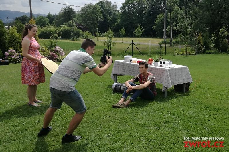 Jerzy Cieńciała i Albert Černý  szykują się na 3NEC Gastro Show
