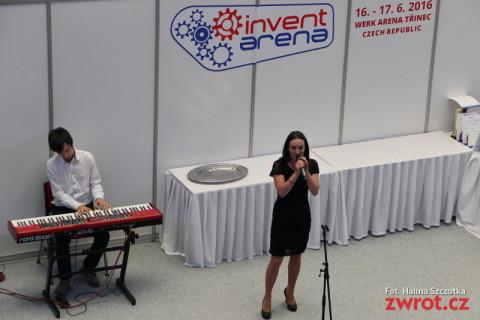 Invent Arena z polskim akcentem