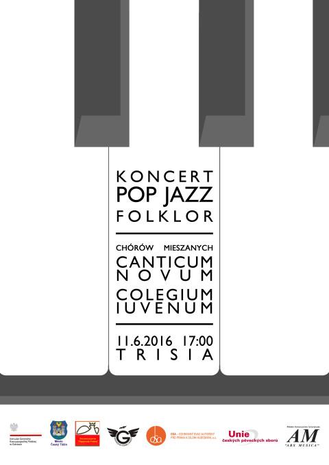 Koncert POP-JAZZ-FOLKLOR