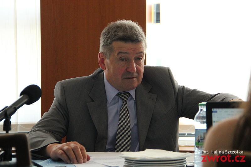 Jerzy Cieńciała kandyduje do Senatu
