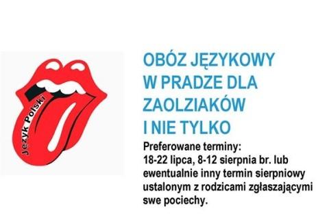Obóz językowy dla dzieci w Pradze