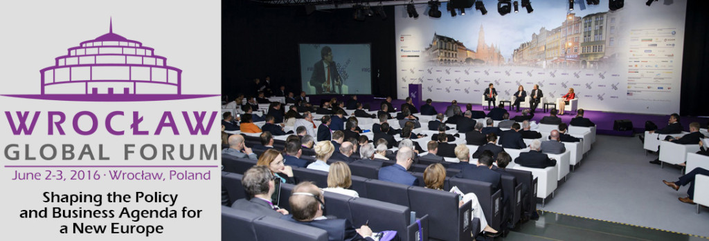 Wrocław Global Forum 2016