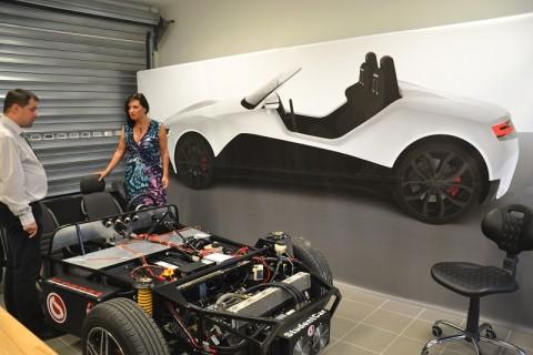 Samochód przyszłości powstał w Ostrawie