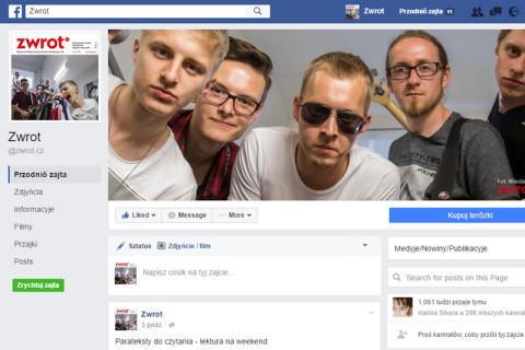 """""""Godka ślónsko"""" na Facebooku"""