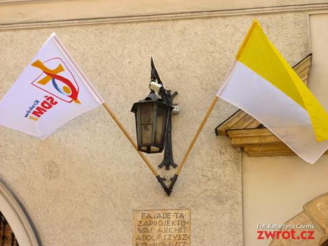 Papież Franciszek przylatuje do Polski