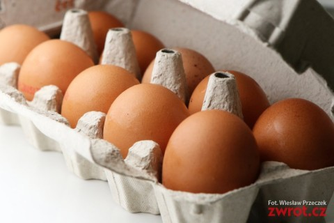 Czesi nie chcą polskich jajek