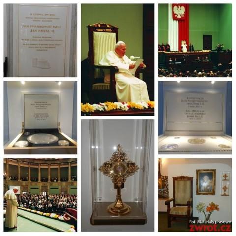 Sejm otwarty dla pielgrzymów