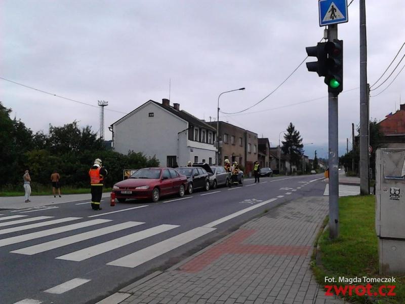 Poranny wypadek w Sibicy