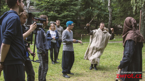 Warsztaty filmowe w Koszarzyskach