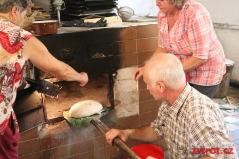 W Gutach już upiekli chleb dożynkowy