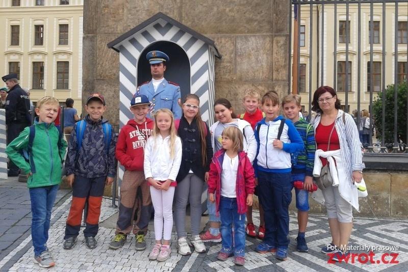 Wrócili z polskiego obozu w Pradze
