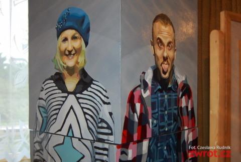 W gnojnickim Domu PZKO zaprezentowano miejscowych twórców