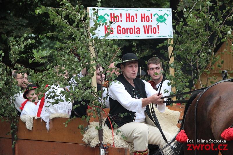 Gorolski Święto na żywo – transmisja wideo