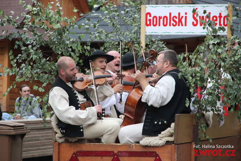 Gorole opanowali Jabłonków. Piątek w Lasku Miejskim