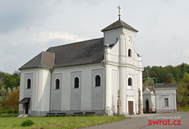 Krzywy kościół w Karwinie otwarty dla turystów