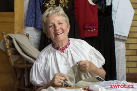 Janina Kukuczka: W szycie strojów wkładam serce i duszę