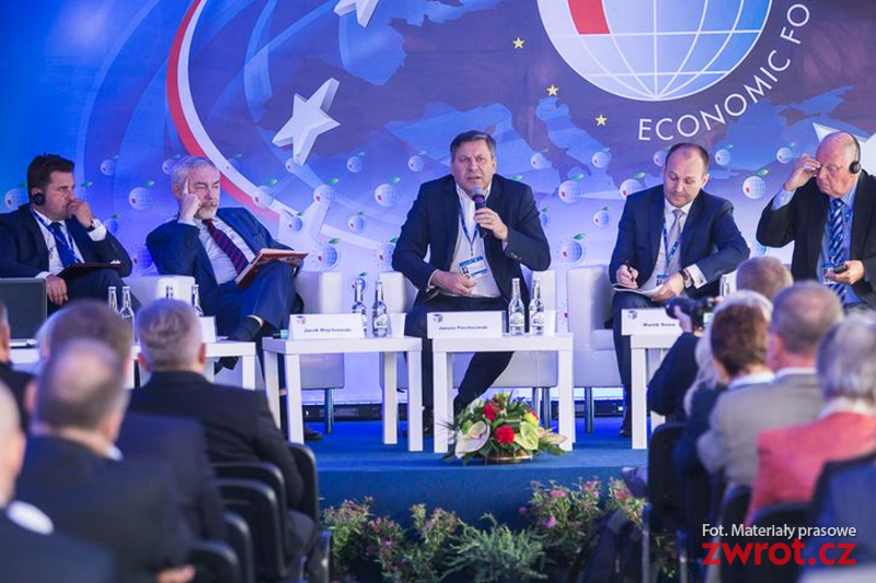 XXVI Forum Ekonomiczne w Krynicy-Zdroju