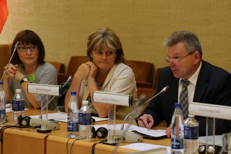Dyskutowali o szkolnictwie polskim w Czechach i na Litwie