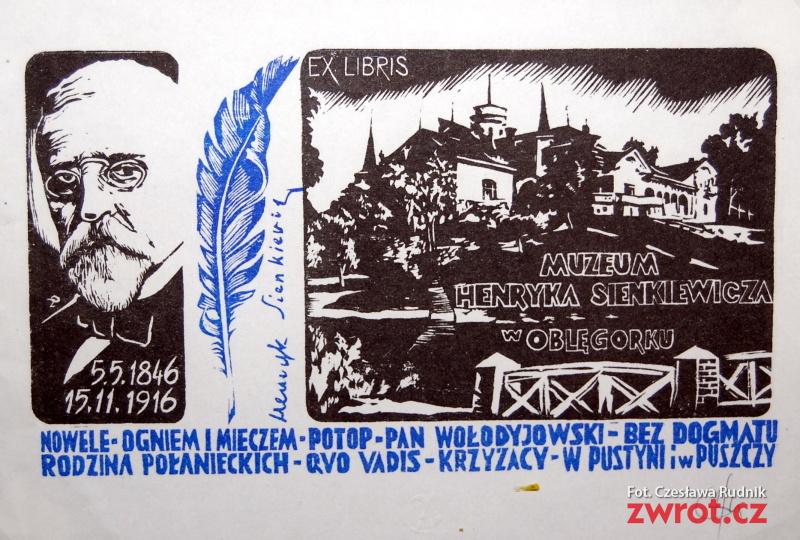 Wystawa w Roku Henryka Sienkiewicza