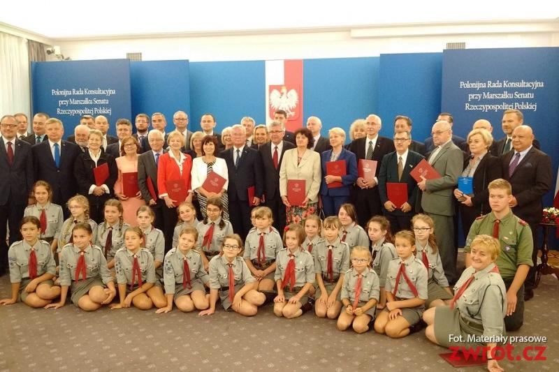 Przy Senacie RP powstała Rada Polonijna