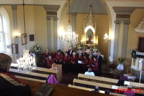 Zaśpiewali podczas Dziękczynnego Święta Żniw
