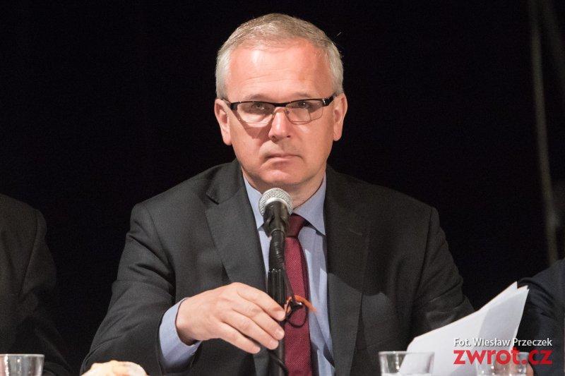 Stanisław Folwarczny zrezygnował