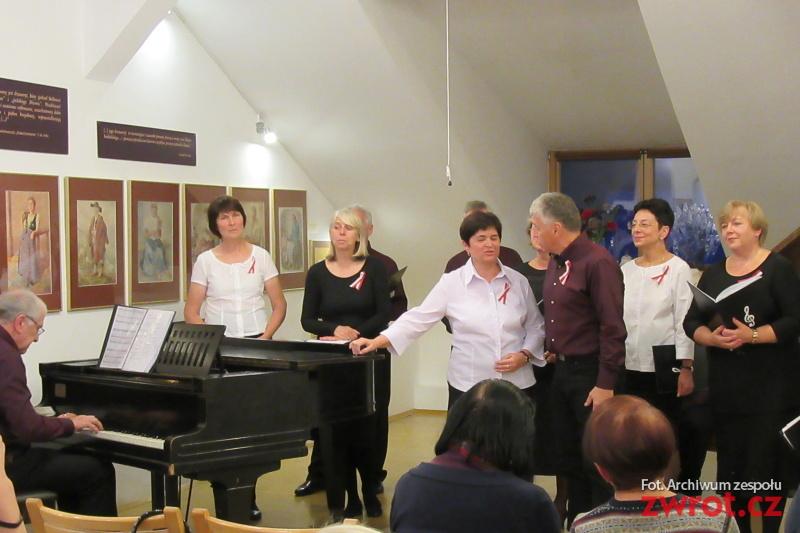 TA Grupa dała koncert w Ustroniu