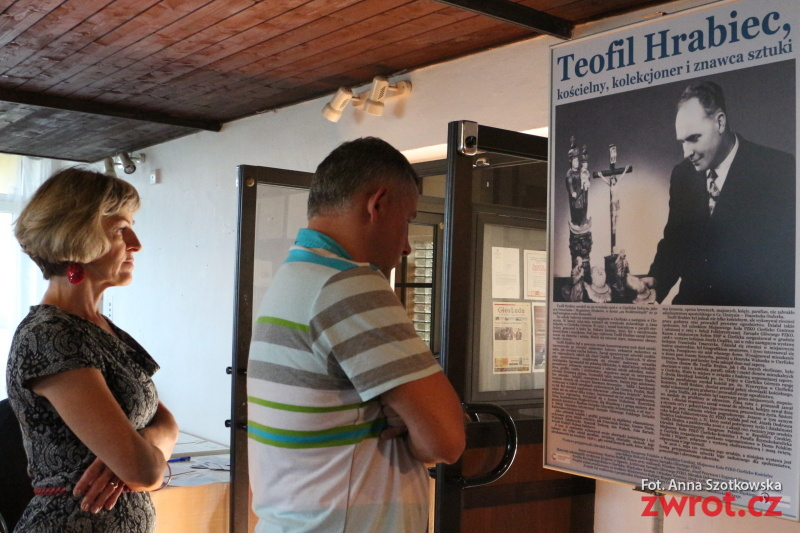 Teofil Hrabiec – wszechstronny kościelny z Cierlicka