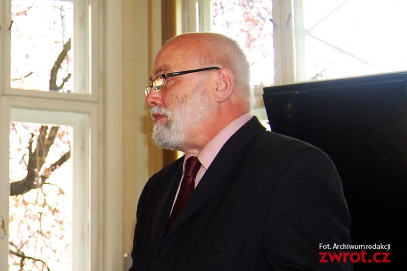 Jerzy Kronhold nagrodzony przez miasto Cieszyn