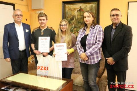 Nagrody dla utalentowanych młodych dziennikarzy