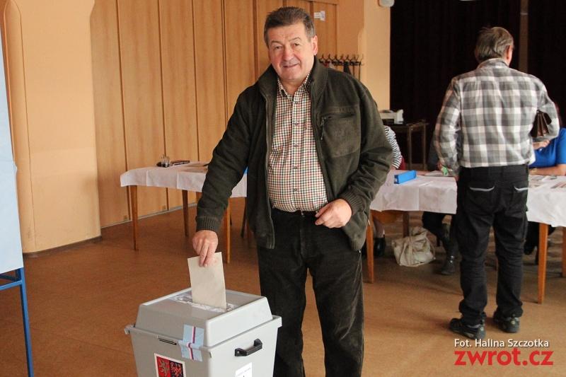 Jerzy Cieńciała senatorem